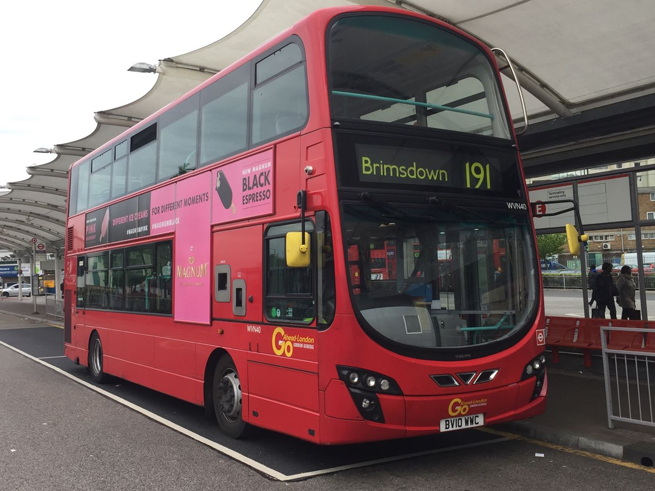 Hertfordshire Transport – Here To There Publishing Blog Hornsey